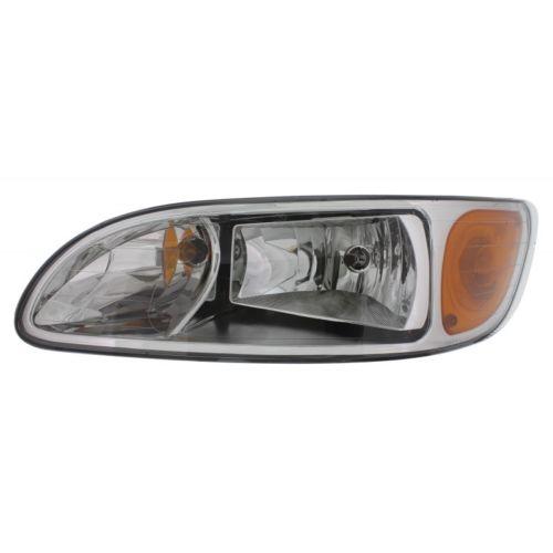 Peterbilt 386, 387 Headlight Assembly LH (Driver Side ) 2008+