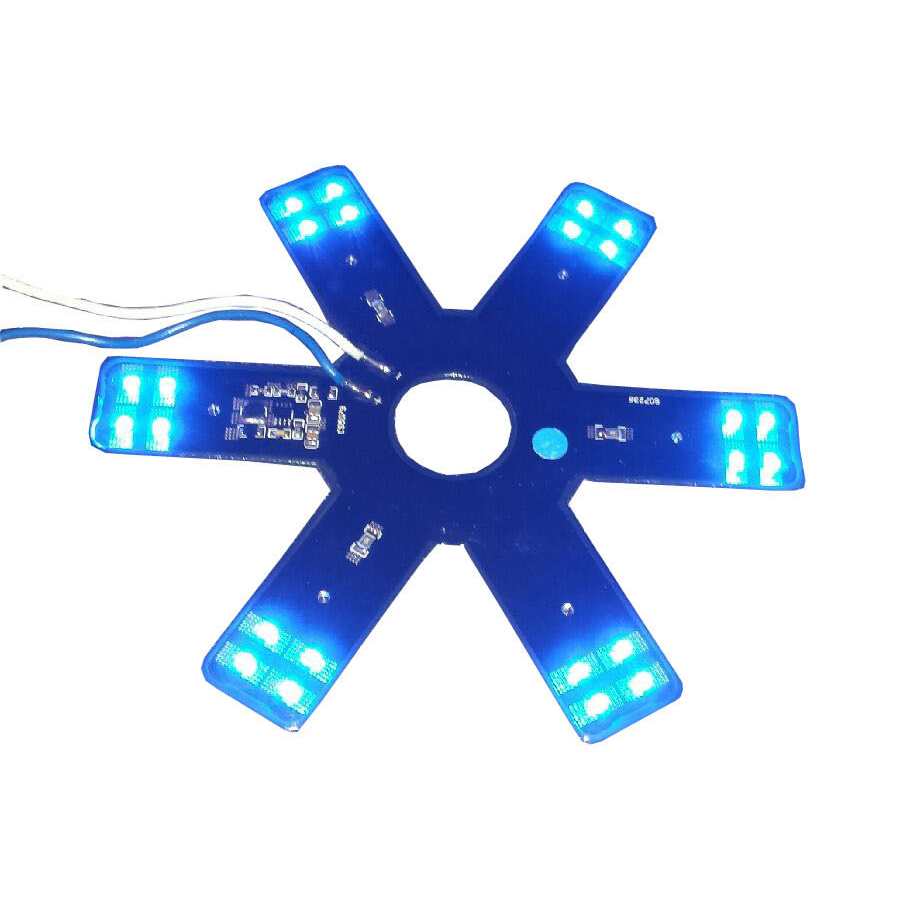 """Air Breather LED Light (BLUE) - For Vortox & Donaldson 15"""" Air Breather"""