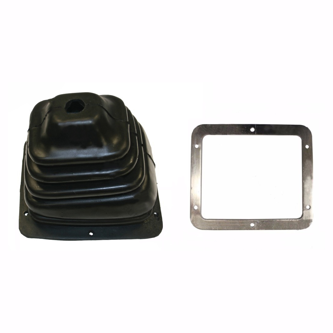 Peterbilt Shifter Boot (#S09-6000) and Trim Ring