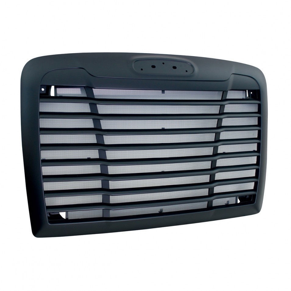 2005 & Newer Freightliner Century Grill with Bug Screen - Black