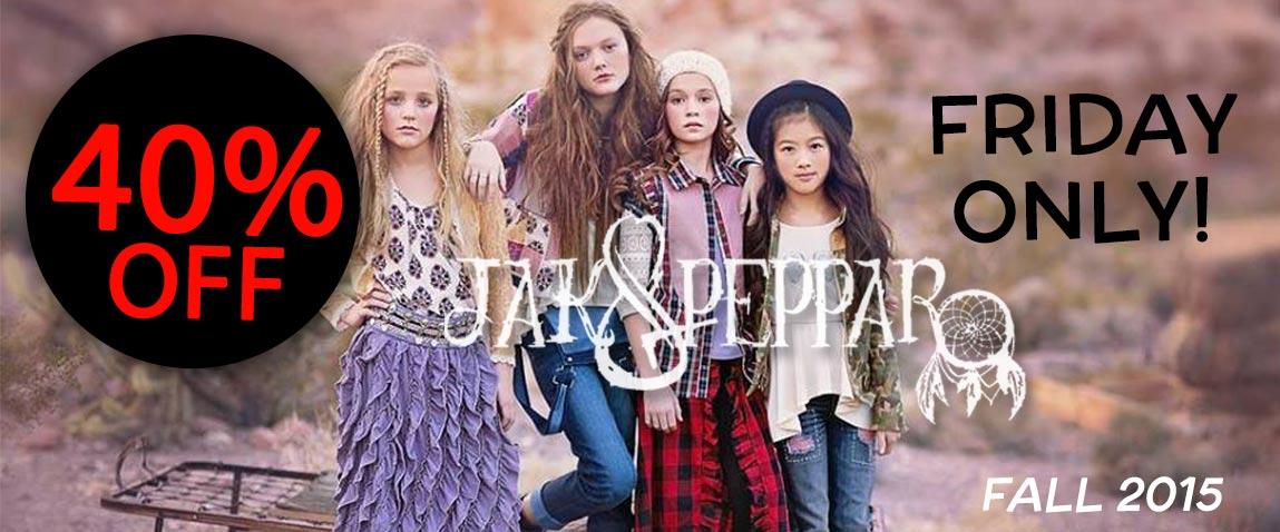 Jak & Peppar Fall 2015