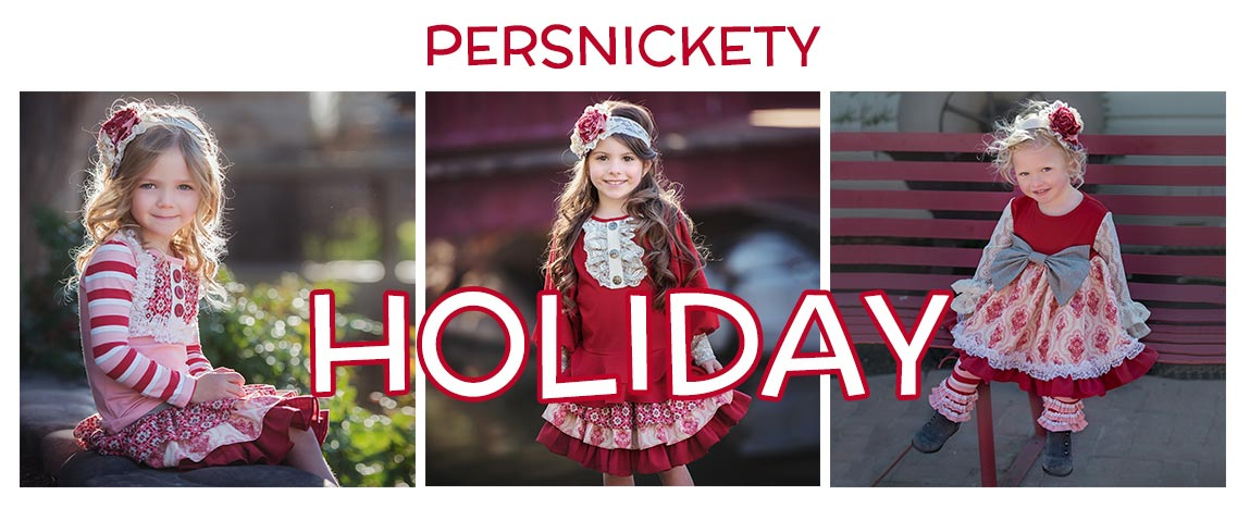 Persnickety Clothing Holiday 2016