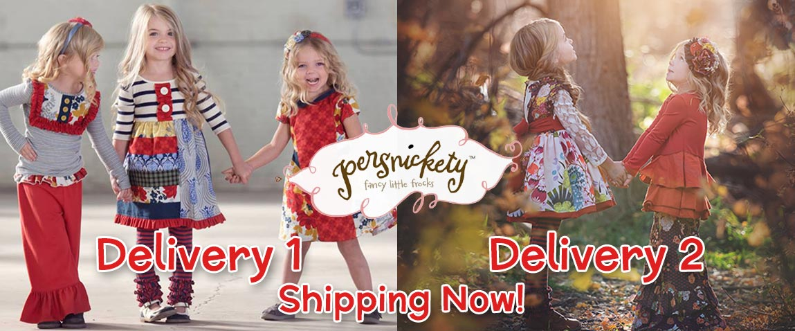 Persnickety Delivery 1 & 2  Fall 2015