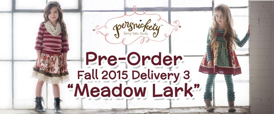 Persnickety Meadow Lark Fall 2015