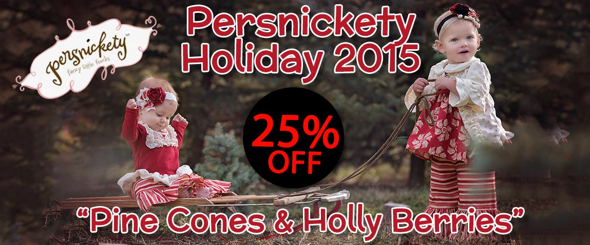 Persnickety Clothing Holiday 2015