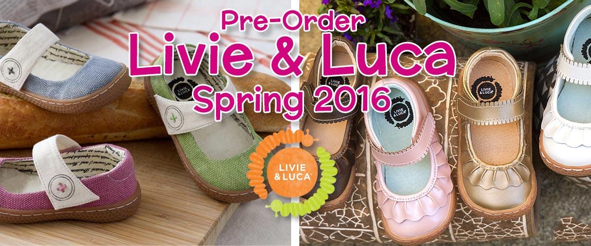 Pre-Order Livie & Luca