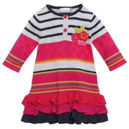 Catimini Urban Fille Dress - Multicoloris