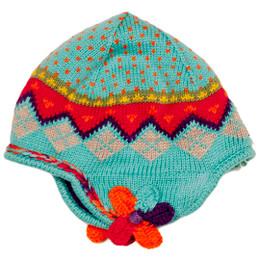 Catimini Spirit Couleur Fille Hat - Turquoise