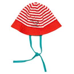 Catimini Spirit Couleur Garcon Boys Reversible Hat - Turquoise