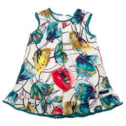 Catimini Spirit Graphic Dress - Imprime Fond