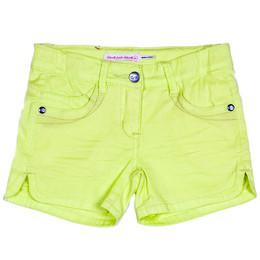 Deux Par Deux Jolie Daisy Denim Shorts - Sulphur Spring
