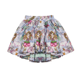 Paper Wings Bubble Skirt - Fairy Repeat