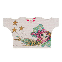 Paper Wings Poncho Tee - Star Fairy