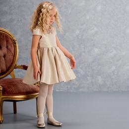 Biscotti Her Majesty Dress - Gold