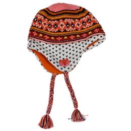 Catimini Noisette & Pistache Hat - Gris clair