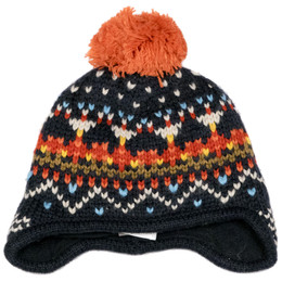 Catimini Little Dreamer Pom Pom Hat - Marine