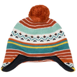 Catimini You Make Me Melt Pom Pom Hat - Indigo