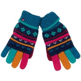 Catimini Nice Day Gloves - Indigo