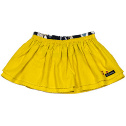 Catimini Tcha Tcha Cat Skirt - Jaune