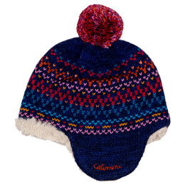 Catimini The Russian Dolls Hat w/Fur - Klein
