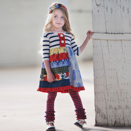 Persnickety Penny Lane Bristol Dress - Multi (2Y-8Y)