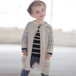 Persnickety Penny Lane Ellery Sweater - Cream (12M-16Y + Women)