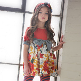 Persnickety Penny Lane Rose Tunic - Multi (3M-8Y)
