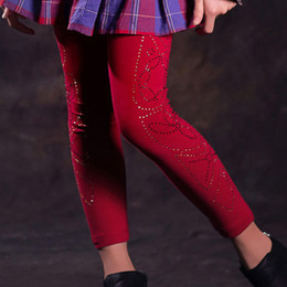 Jak & Peppar Jazzy Leggings - Crimson