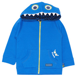 Chapo Pointu Monster of Music Hoodie - Nautical Blue