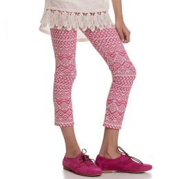 Persnickety Wonderstruck Lisel Legging - Pink