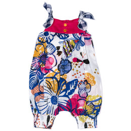 Catimini African Variations Spirit Couleur 1pc Romper - Imprime Fd