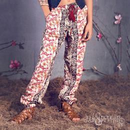 Jak & Peppar Sun Gypsy Pixie Harem Pant - Stoneberry
