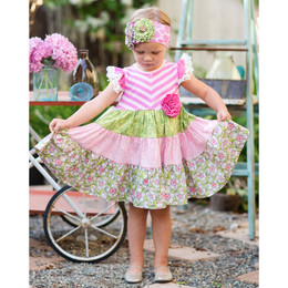 Giggle Moon Lily Of The Valley Party Dress