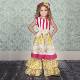 Persnickety Easter Picnic Dress - Pink