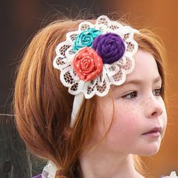 Persnickety Plum Crazy Trinity Headband - Cream