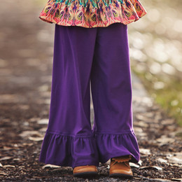 Persnickety Plum Crazy Belle Pant - Purple