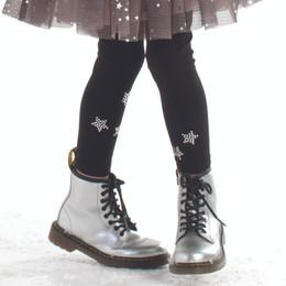 Kate Mack Star Studded Legging - Black