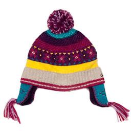 Catimini Spirit Ethnique Fille The Call of the Shaman Aztec Hat - Topaze