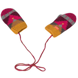 Catimini Queen of the Woods Nomade Mittens / Gloves - Fuchsia