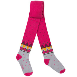 Catimini Queen of the Woods Nomade Tights (Mini Kid) - Fuchsia