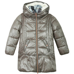 Catimini Filibustier of the Seas 2pc Hooded Coat & Vest - Imprime