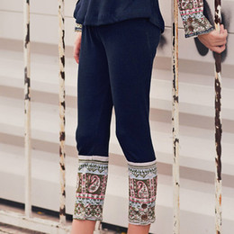 Jak & Peppar Laney Leggings - Navy Bean