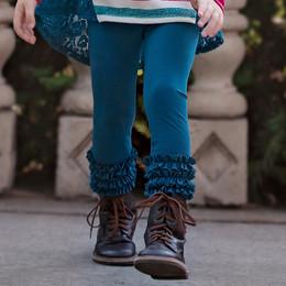 Persnickety World Market Gracie Legging - Blue