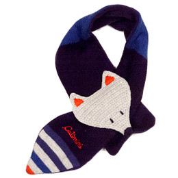 Catimini Urban Blue Trail Scarf - Bleu