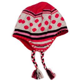 Catimini Urban Fille Little Mouse Hat - Gris Perle