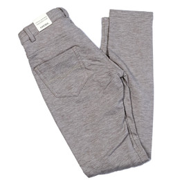 Mayoral Basic Fleece Jeggings - Mole