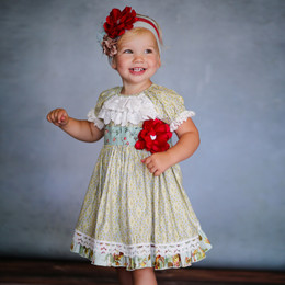 Giggle Moon Book Of Life Ena Mae Dress