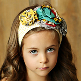 Mustard Pie Sunset Dunes Flora Headband