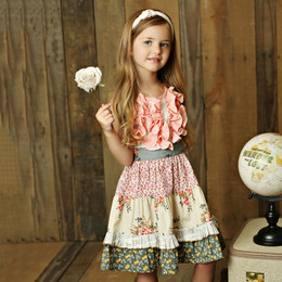 Mustard Pie Sugar Blossom Charli Dress