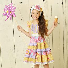 Mustard Pie Summer Magnolia Mckenna Dress